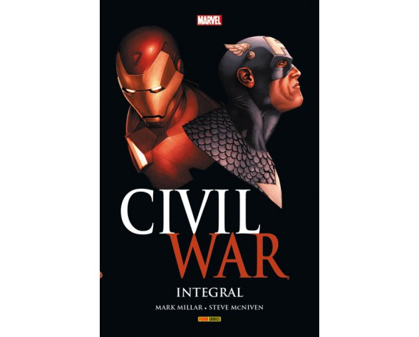 CIVIL WAR (Marvel Integral)