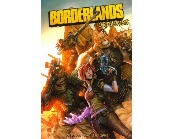BORDERLANDS: ORÍGENES