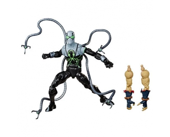 FIGURA SPIDERMAN SUPERIOR OCTOPUS (MARVEL) - MARVEL LEGENDS