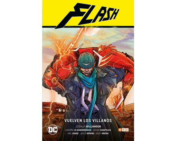 FLASH 03: VUELVEN LOS VILLANOS