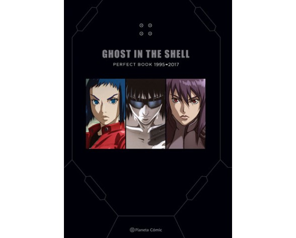 GHOST IN THE SHELL: PERFECT BOOK 1995-2017
