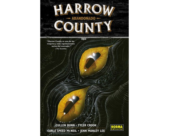HARROW COUNTY 05: ABANDONADO