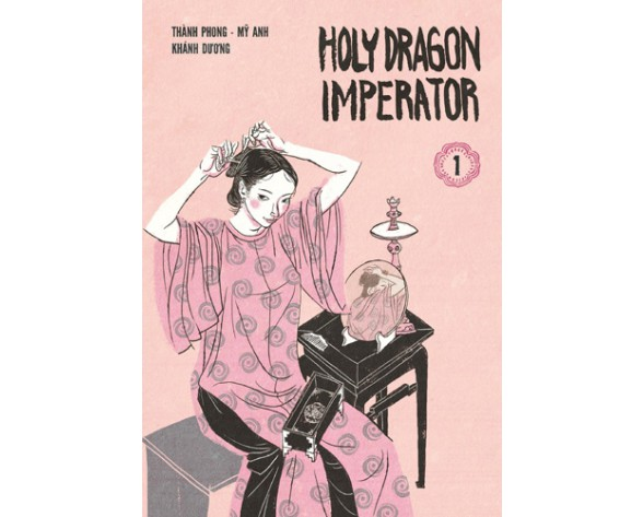 HOLY DRAGON IMPERATOR 01
