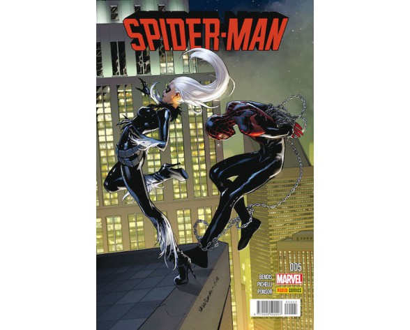 SPIDER-MAN 05 (Serie mensual)