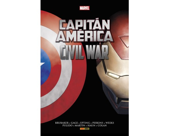 CAPITÁN AMÉRICA: CIVIL WAR (Marvel Integral)