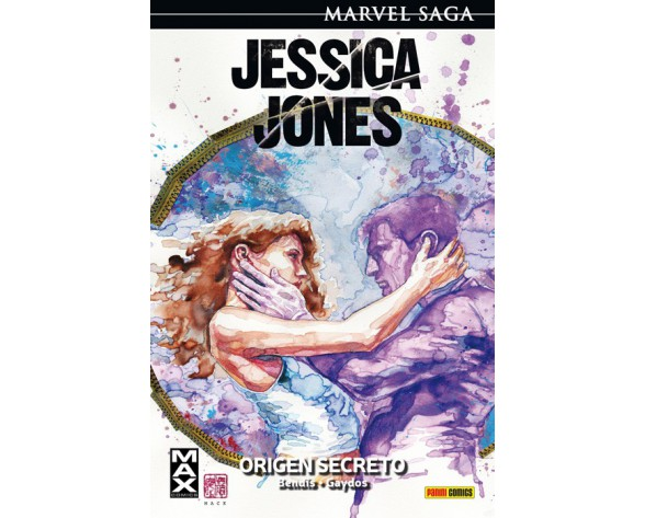 JESSICA JONES 04: ORIGEN SECRETO (Marvel Saga 11)