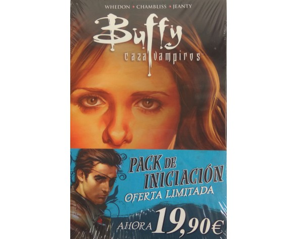PACK INICIACIÓN BUFFY CAZAVAMPIROS