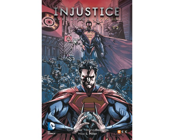 INJUSTICE AÑO DOS Vol. 01 (de 2)