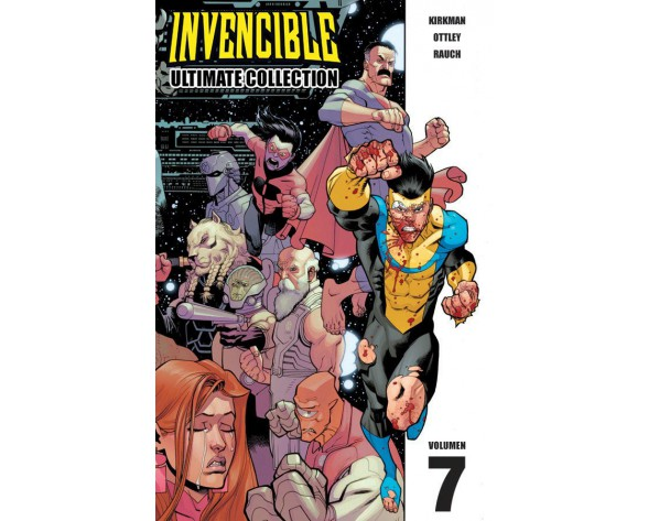INVENCIBLE ULTIMATE COLLECTION 07