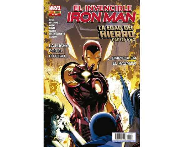 INVENCIBLE IRON MAN 96