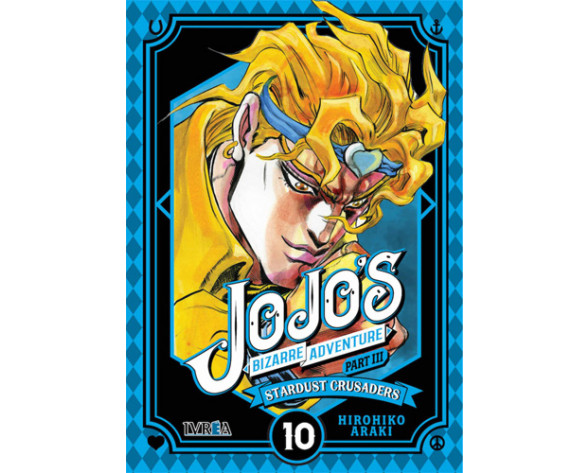 JOJO'S BIZARRE ADVENTURE. PARTE 3: CRUSADERS 10