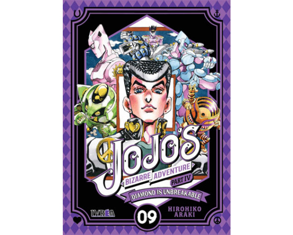 JOJO'S BIZARRE ADVENTURE. PARTE 4: DIAMOND IS UNBREAKABLE 09