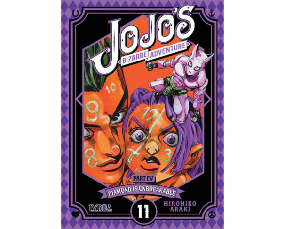 JOJO'S BIZARRE ADVENTURE. PARTE 4: DIAMOND IS UNBREAKABLE 11