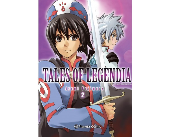 TALES OF LEGENDIA 02 (de 6)