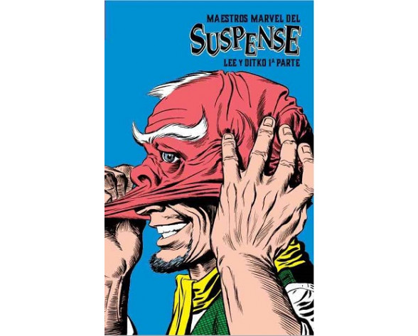 MAESTROS MARVEL DEL SUSPENSE: LEE Y DITKO 1ª PARTE (MARVEL LIMITED EDITION)