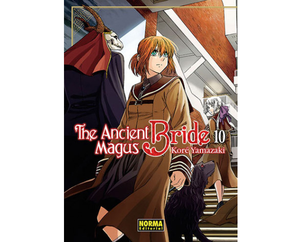THE ANCIENT MAGUS BRIDE 10