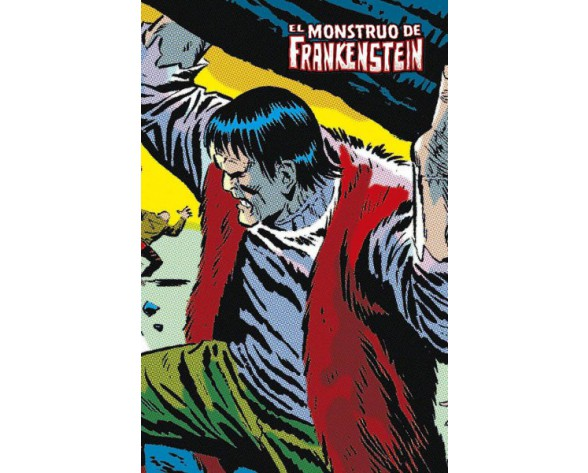 EL MONSTRUO DE FRANKENSTEIN (MARVEL LIMITED EDITION)