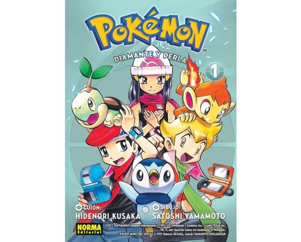 pokemon perla diamante