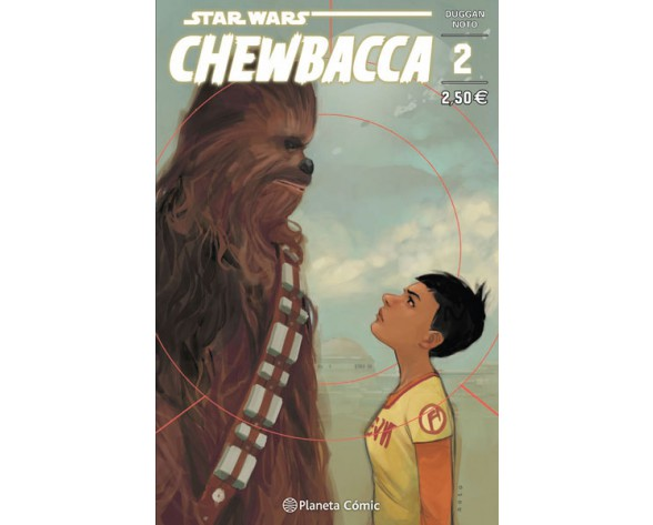STAR WARS: CHEWBACCA 02