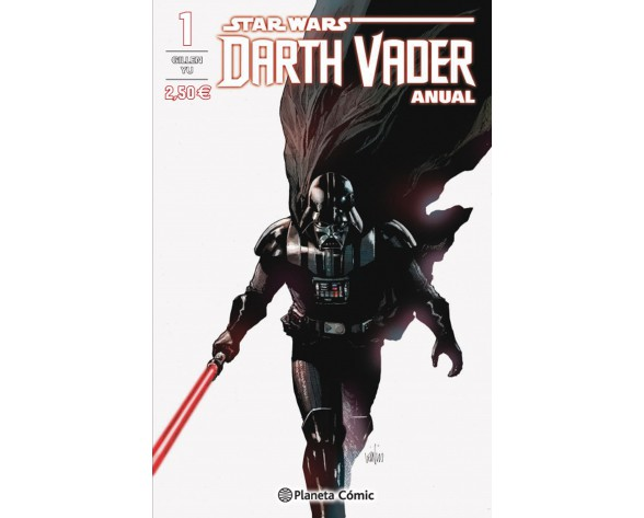 STAR WARS DARTH VADER ANUAL 01
