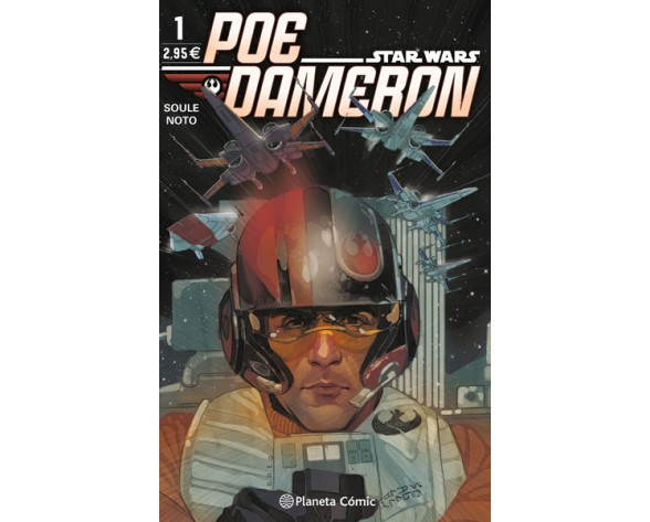 STAR WARS: POE DAMERON 01