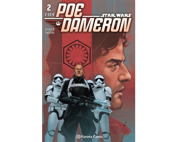 STAR WARS: POE DAMERON 02
