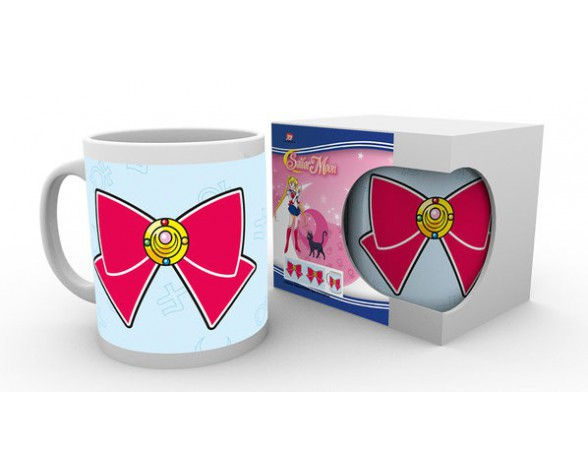 TAZA SAILOR MOON LAZO
