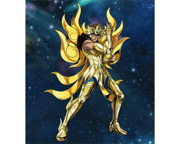BLURAY/DVD SAINT SEIYA: SOUL OF GOLD VOL.1 - ED. COL. DIGIBOOK - 30º ANIVERSARIO