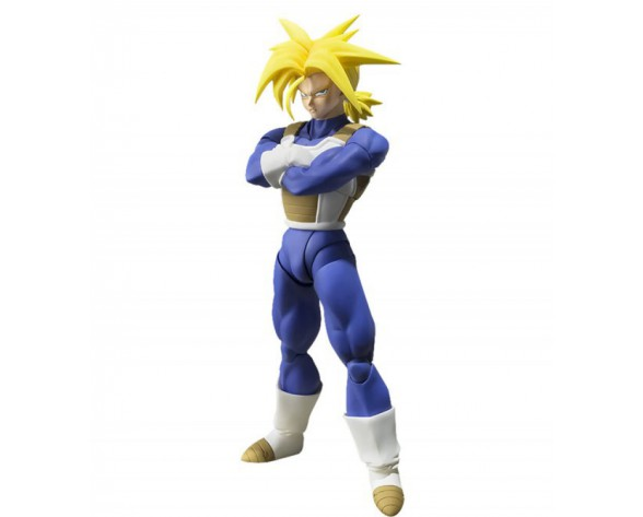 FIGURA TRUNKS SUPER SAIYAN (DRAGON BALL) - S.H. FIGUARTS
