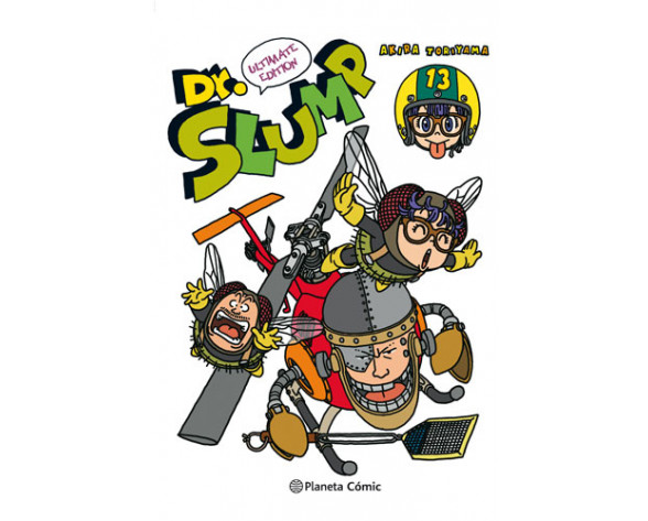 DR. SLUMP 13 (Ultimate Edition)