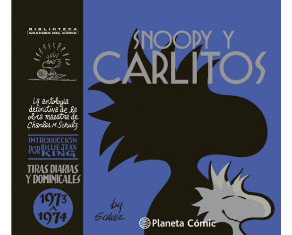 SNOOPY Y CARLITOS 12: 1973-1974