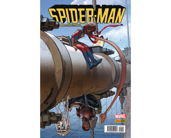 SPIDER-MAN 03 (Serie mensual)
