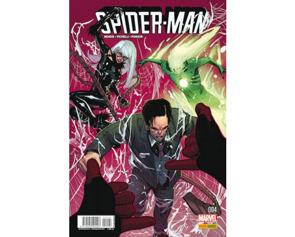 SPIDER-MAN 04 (Serie mensual)