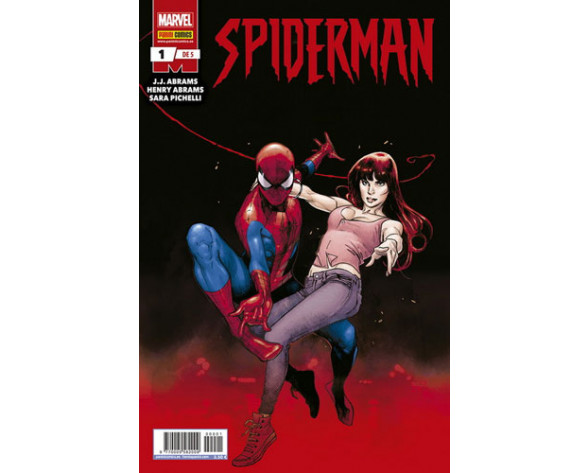 SPIDERMAN 01 (de 05)