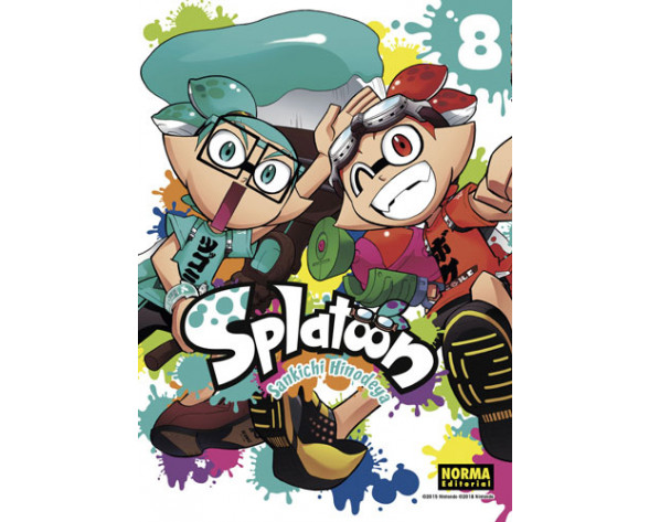 SPLATOON 08
