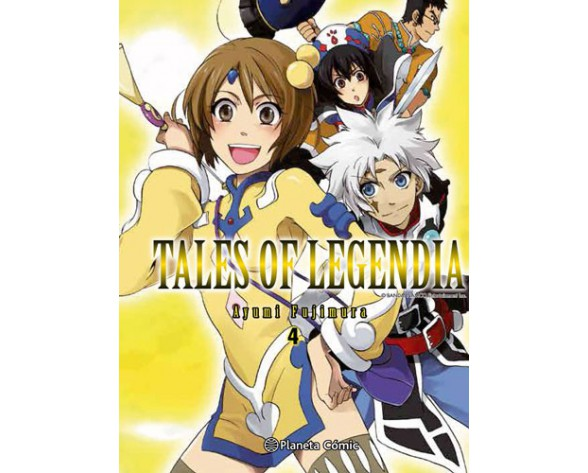 TALES OF LEGENDIA 04 (de 6)