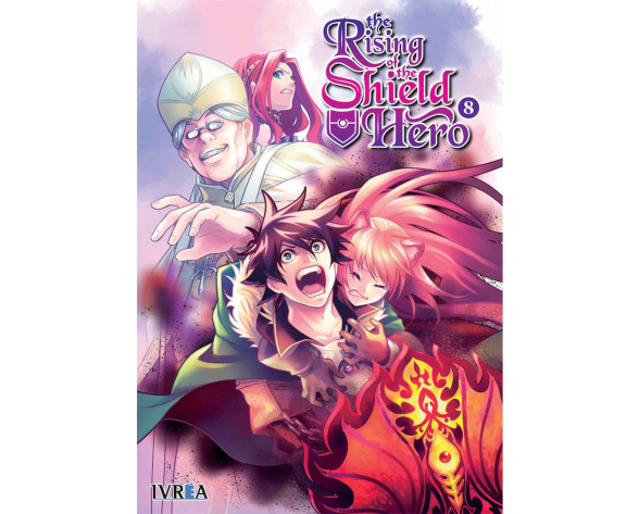 THE RISING OF THE SHIELD HERO 08