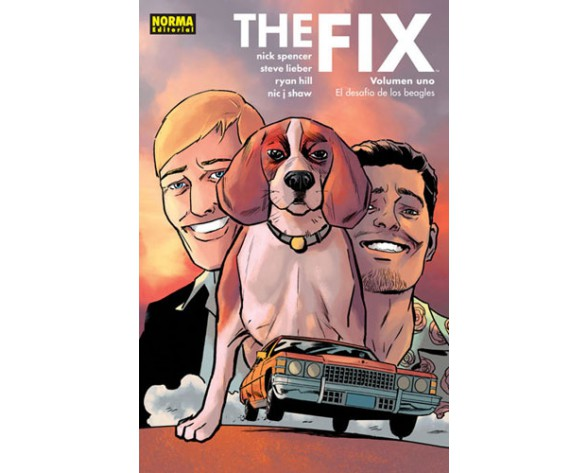 THE FIX 01. EL DESAFÍO DE LOS BEAGLES