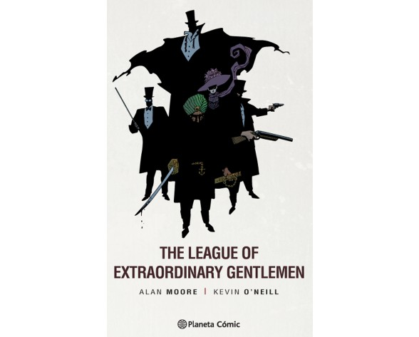 THE LEAGUE OF EXTRAORDINARY GENTLEMEN 01