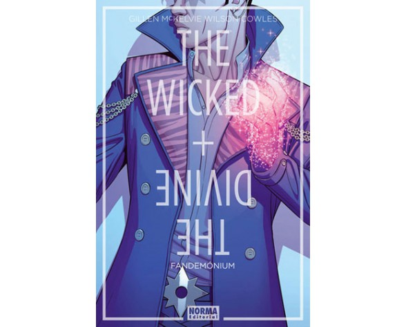 THE WICKED + THE DIVINE 02: FANDEMÓNIUM