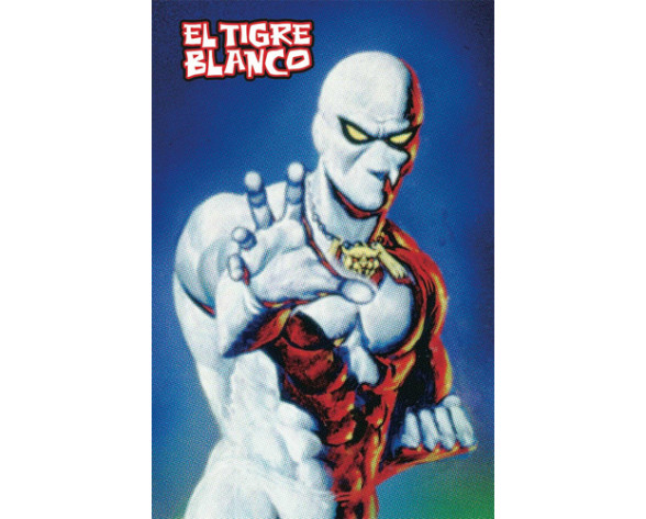 EL TIGRE BLANCO (Marvel Limited Edition)
