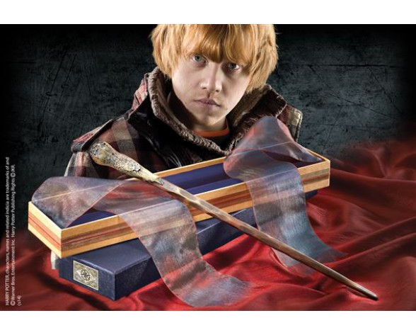 VARITA RON (HARRY POTTER) - CAJA OLLIVANDER NN7462