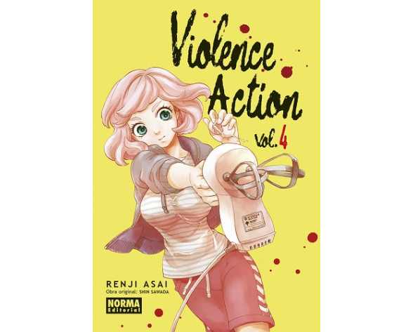 VIOLENCE ACTION 04