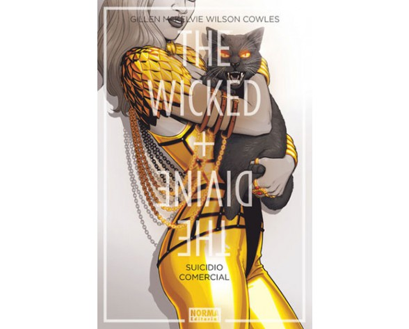 THE WICKED + THE DIVINE 03: SUICIDIO COMERCIAL