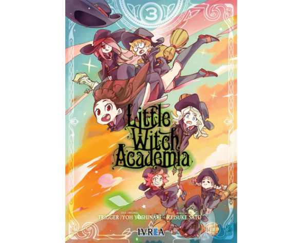 LITTLE WITCH ACADEMIA 03