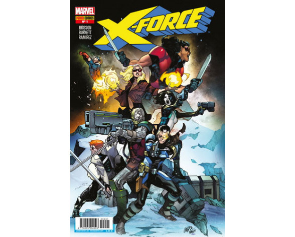 X-FORCE 01 (Serie bimestral)