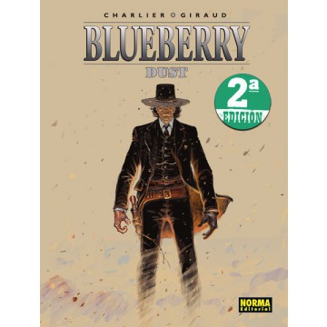BLUEBERRY 45: DUST