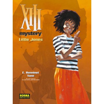 XIII MYSTERY 3. LITTLE JONES