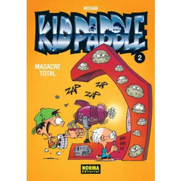 KID PADDLE 02. MASACRE TOTAL