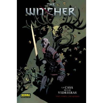 THE WITCHER 01: LA CASA DE LAS VIDRIERAS